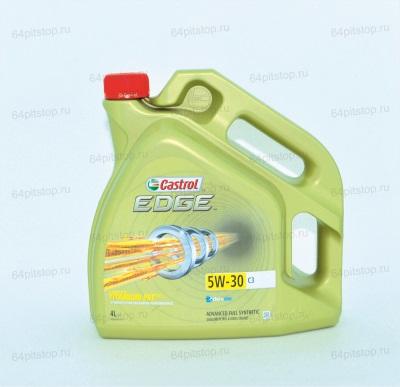 castrol edge 5W-30 масла 64pitstop.ru
