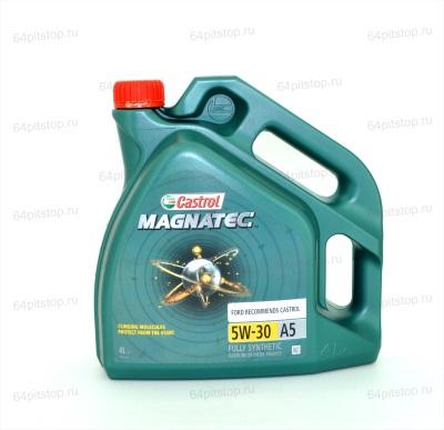 МАСЛО CASTROL MAGNATEC 5W-30 A5 64pitstop.ru