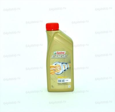 castrol edge 0W-40 масла 64pitstop.ru
