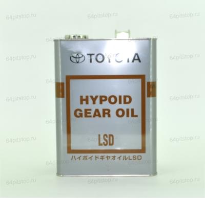 Toyota Hypoid Gear oil LSD 85W-90 64pitstop.ru