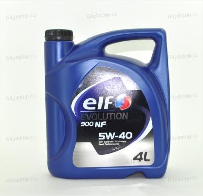 Моторное масло EVOLUTION 900 NF 5W-40 64pitstop.ru