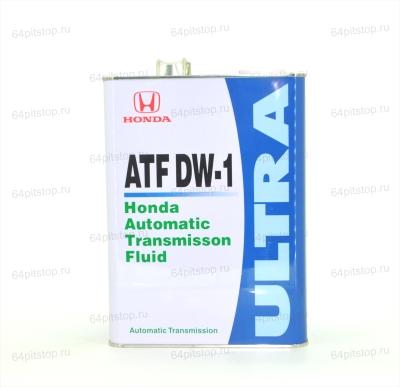 HONDA ATF DW-1 ULTRA трансмиссионное масло 64pitsttop.ru