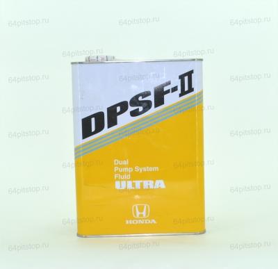 HONDA ULTRA DPSF-II трансмиссионное масло 64pitstop.ru