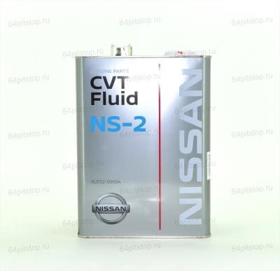 Nissan CVT Fluid NS-2 трансмиссионное масло 64pitstop.ru