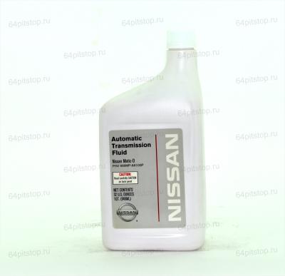 Nissan Matic-S ATF Америка трансмиссионное масло 64pitstop.ru