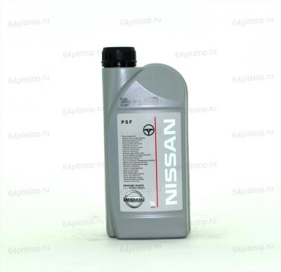 Nissan PSF жидкость ГУР 64pitstop.ru