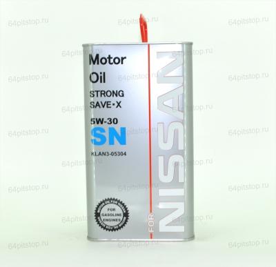 Fanfaro NISSAN 5W-30 SN моторное масло 64pitstop.ruFanfaro NISSAN 5W-30 SN моторное масло 64pitstop.ru