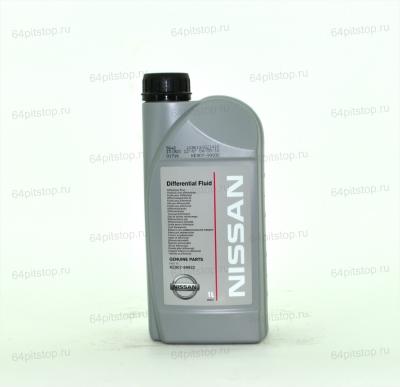 Nissan Differential Fluid трансмиссионное масло 64pitstop.ru
