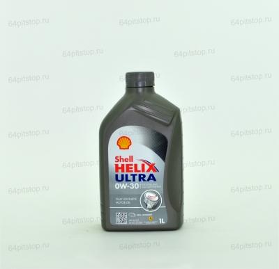 SHELL HELIX ULTRA 0W-30 64pitstop.ru