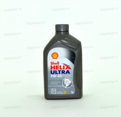 SHELL Helix Ultra 5W-40 64pitstop.ru