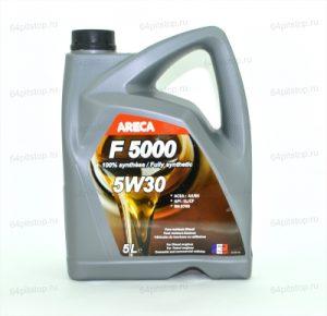 ARECA F5000 5W30 64pitstop.ru