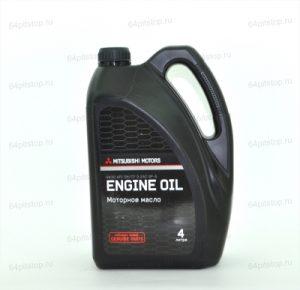 Mitsubishi Genuine Oil SAE 5W30 64pitstop.ru