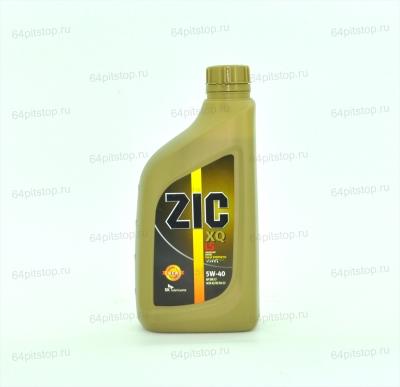 Моторное масло ZIC XQ LS 5W-40 64pitstop.ru