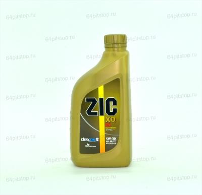 Моторное масло ZIC XQ LS 5W-30 64pitstop.ru