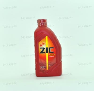 Трансмиссионное масло ZIC ATF 3 64pitstop.ru