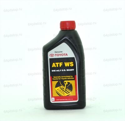 Toyota ATF WS 64pitstop.ru