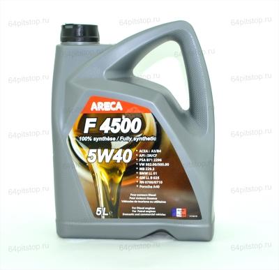 ARECA F4500 ESSENCE 5W40 64pitstop.ru