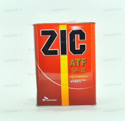 Трансмиссионное масло ZIC ATF SP 3 64pitstop.ru