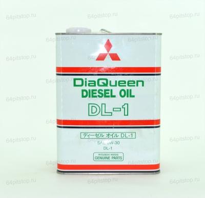 Mitsubishi DiaQueen Diesel 5W30 DL-1 64pitstop.ru