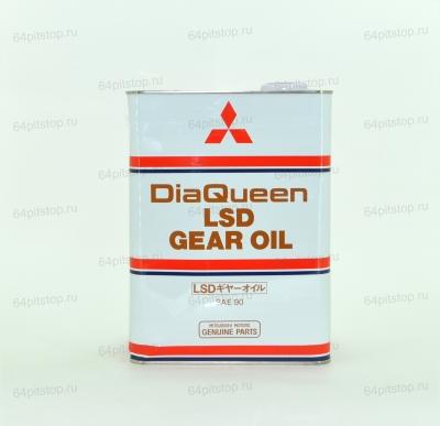 Mitsubishi Diaqueen LSD Gear Oil 64pitstop.ru