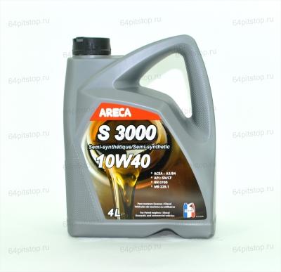 ARECA S3000 10W40 64pitstop.ru