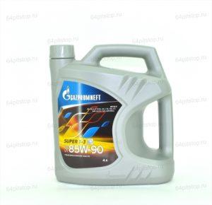 gazpromneft super t-3 85w-90 64pitstop.ru трансмиссионные масла