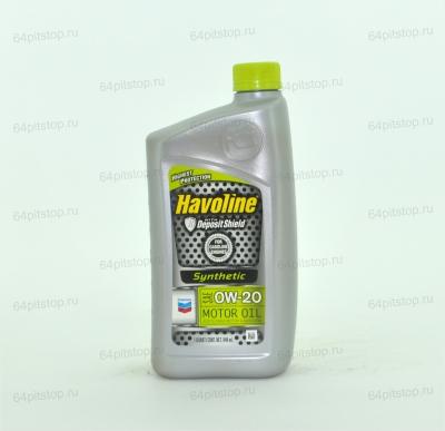 chevron havoline 0w20 64pitstop.ru моторные масла