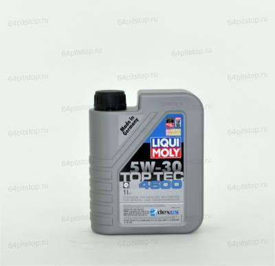 liqui moly top tec 4600 5w-30 моторные масла 64pitstop.ru