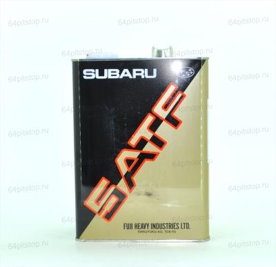Оригинальное синтетическое масло для 5-ти ступенчатых АКПП Subaru 5-ATF 64pitstop.ru