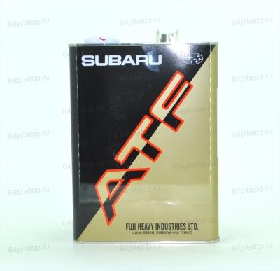 Оригинальное полусинтетическое масло для АКПП Subaru ATF 64pitstop.ru