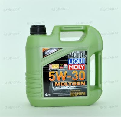 liqui moly 5w-30 molygen64pitstop.ru моторные масла
