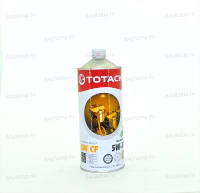 Totachi Eco Ultima Ecodrive F 5W-30 64pitstop.ru моторные масла