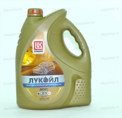 лукойл люкс 10w40 моторные масла 64pitstop.ru