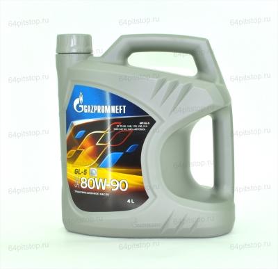 gazpromneft gl-5 80w-90 64pitstop.ru трансмиссионное масло