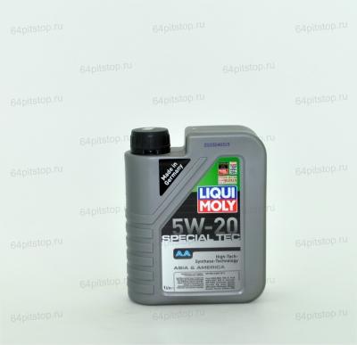 liqui moly special tec aa 5w-20 64pitstop.ru моторные масла