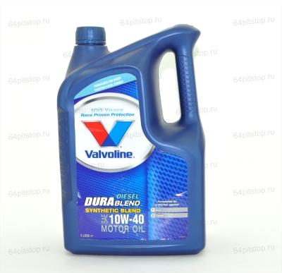 valvoline durablend diesel 10w-40 64pitstop.ru моторные масла