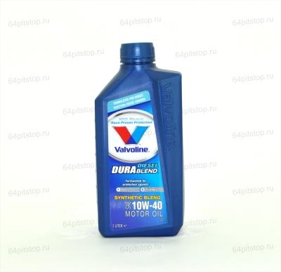 valvoline synpower durablend diesel 10w40 64pitstop.ru моторные масла