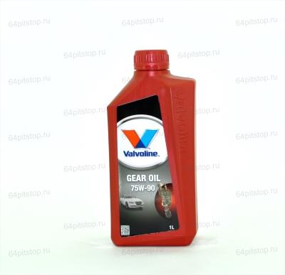 valvoline gear oil 75w-90 64pitstop.ru трансмиссионные масла