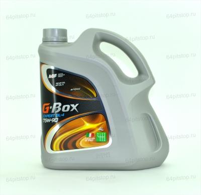 g-box expert gl-4 75w-90 64pitstop.ru трансмиссионные масла