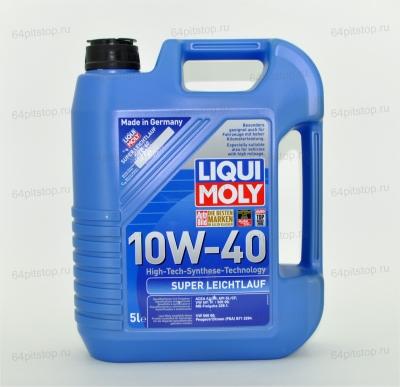liqui moly super leichtlauf 10w40 64pitstop.ru моторные масла