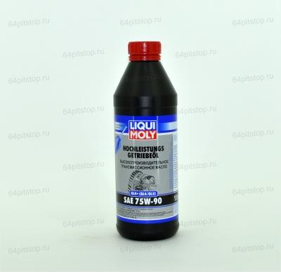 liqui moly hochleistungs-getriebeöl 75w-90 64pitstop.ru моторные масла