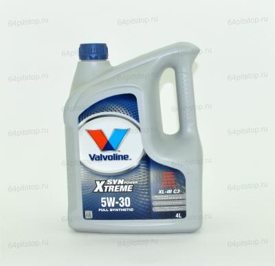 Valvoline SynPower XTREME MST C3 5W30 64pitstop.ru моторные масла