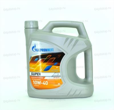 gazpromneft super 10w-40 64pitstop.ru моторные масла