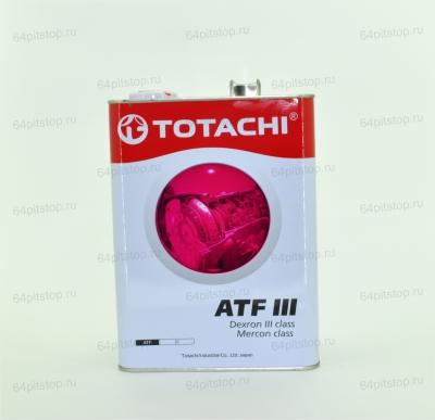 Totachi ATF SP III трансмиссионное масло 64pitstop.ru