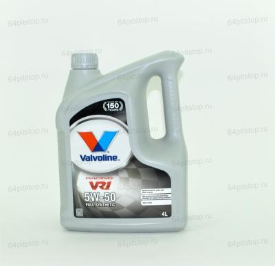valvoline vr1 racing 5w50 64pitstop.ru моторные масла