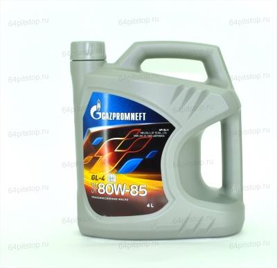 gazpromneft gl-4 80w-85 64pitstop.ru трансмиссионное масло