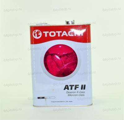 Totachi ATF II 64pitstop.ru трансмиссионное масло