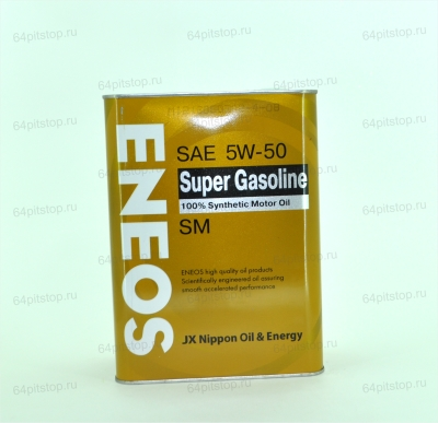 eneos sae 5w-50 super gasoline 64pitstop.ru моторные масла