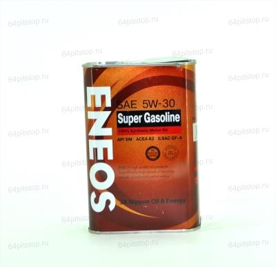 eneos sae 5w-30 super gasoline 64pitstop.ru моторные масла