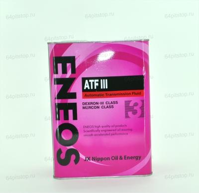 eneos atf iii 64pitstop.ru трансмиссионные масла
